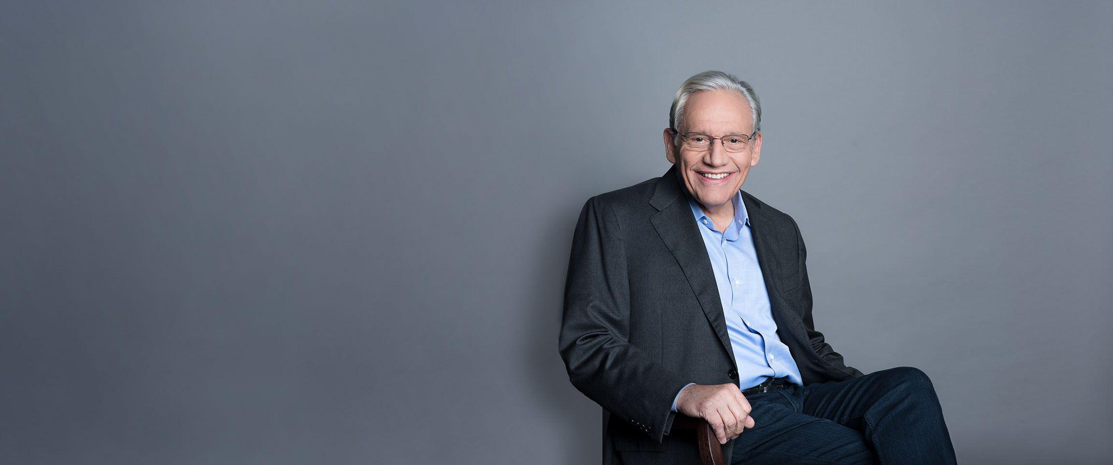 Bob Woodward o izvještavanju Watergatea i istraživačkom novinarstvu