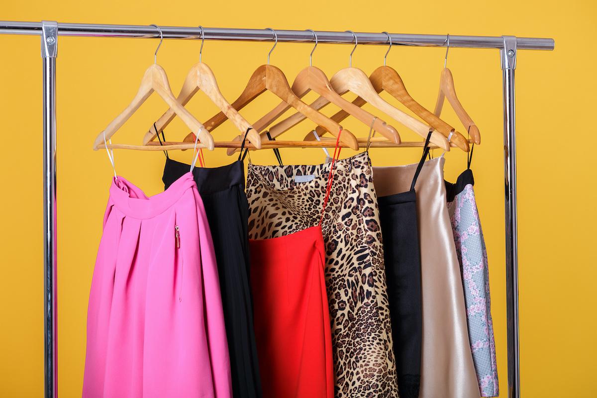 24 типа юбок, от трапеции до юбки с запахом