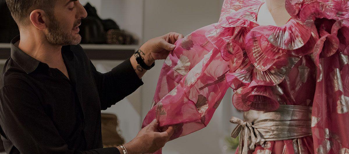 Tudjon meg többet a Jacquard szövetről Marc Jacobs divattervezővel