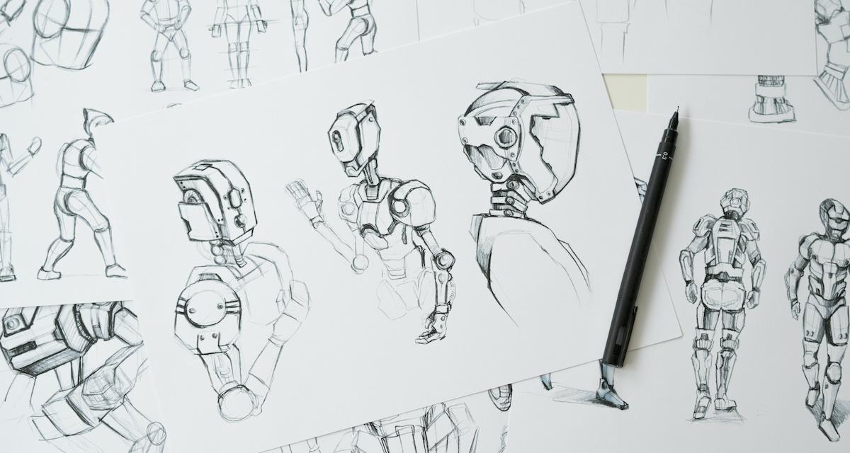 วิธีการออกแบบตัวละครในวิดีโอเกม