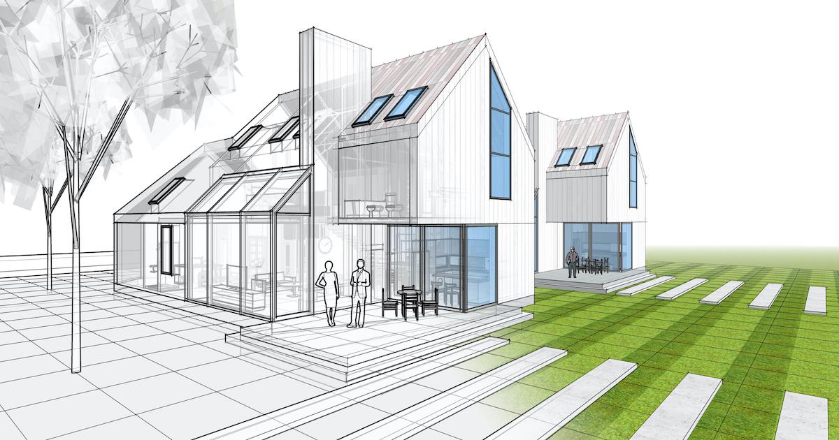 Architecture 101 : Comment créer un rendu architectural