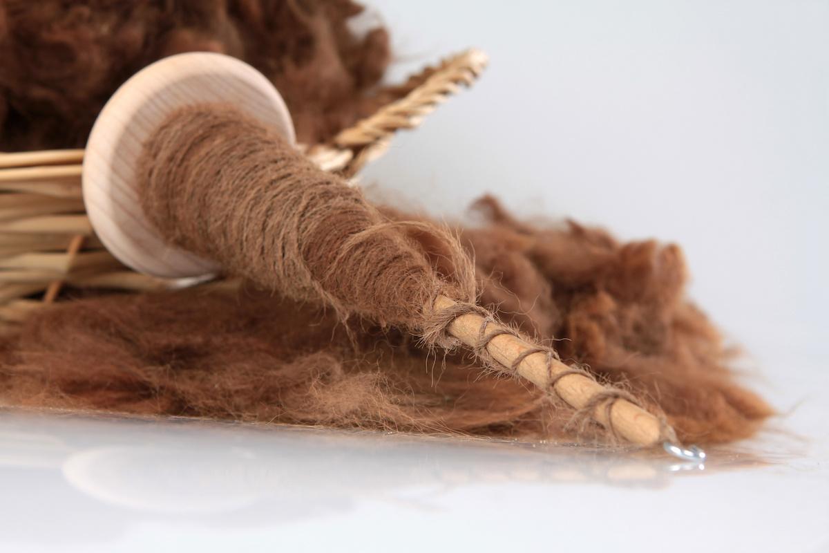 Guide des tissus: qu'est-ce que la fibre d'alpaga?