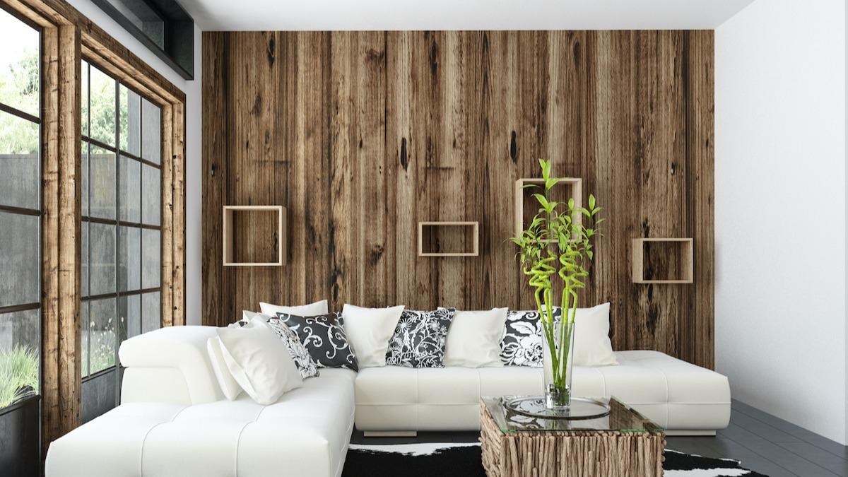 Comment utiliser des panneaux de bois pour la décoration intérieure de votre maison