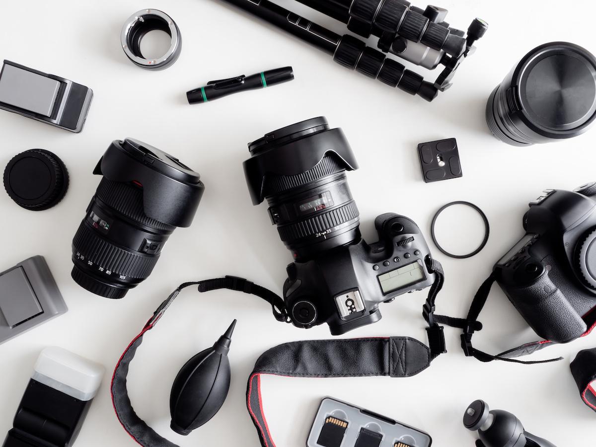 Qu'est-ce qu'un appareil photo reflex numérique? Appareils photo reflex numériques ou sans miroir