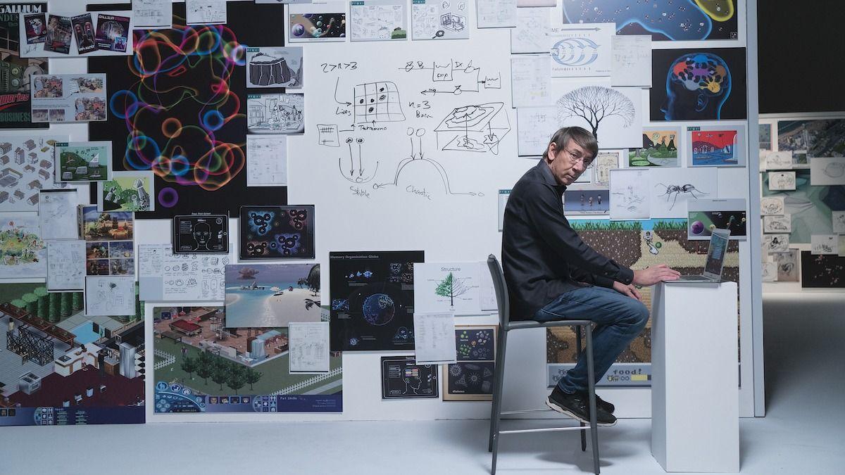 Will Wright partage 5 astuces pour créer de l'art de jeu vidéo