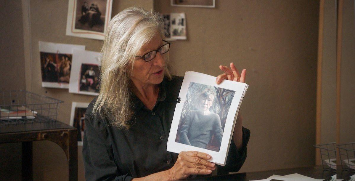 Энни Лейбовиц: 10 известных портретов Энни Лейбовиц