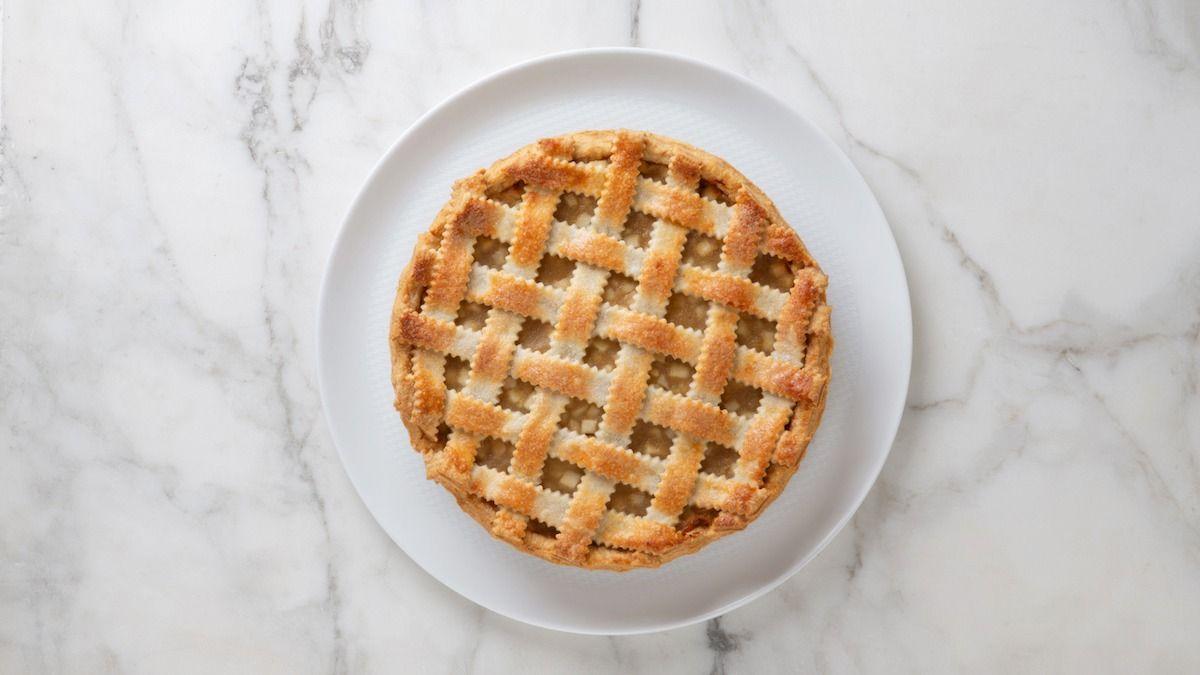 Peakokk Thomas Kelleri õunakooki retsept searasva koorikuga