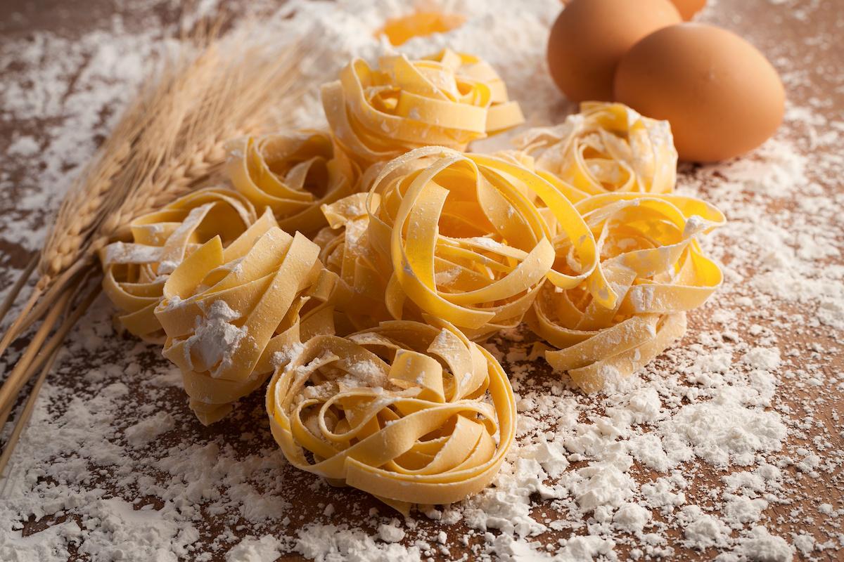 Comment faire des pâtes fettuccine maison avec le chef Thomas Keller