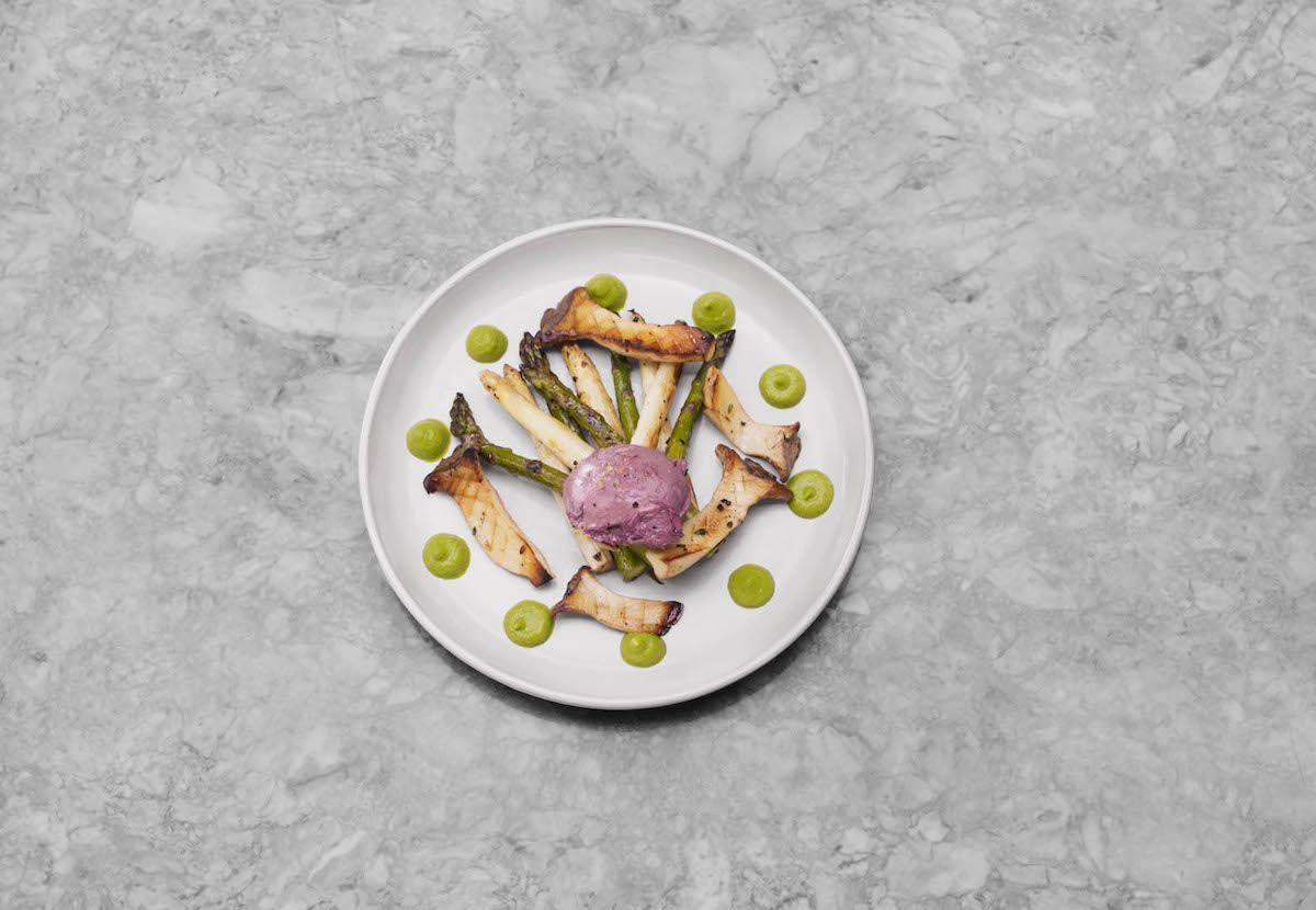 Apprendre à réduire en purée: recette de purée d'asperges de Gordon Ramsay