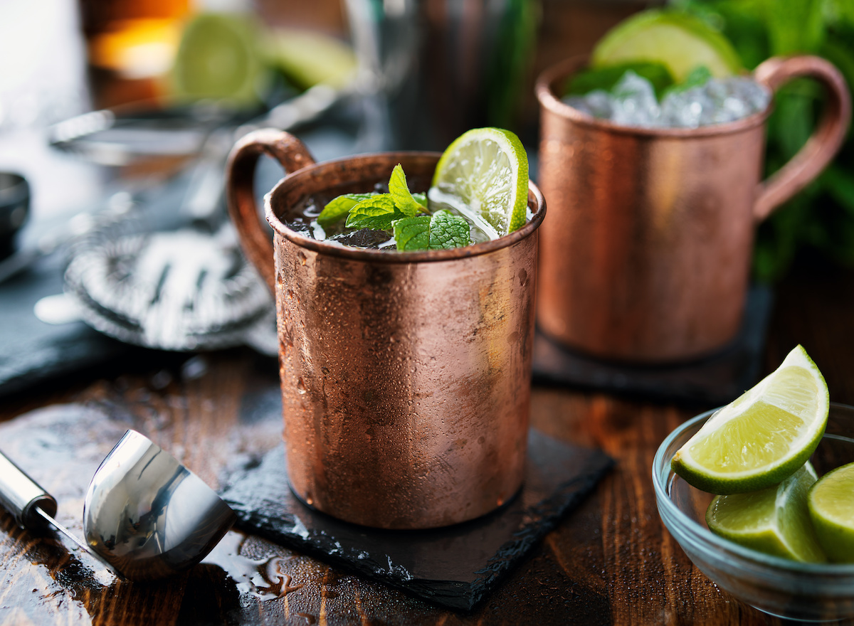 Ricetta cocktail Moscow Mule: come realizzare un Moscow Mule