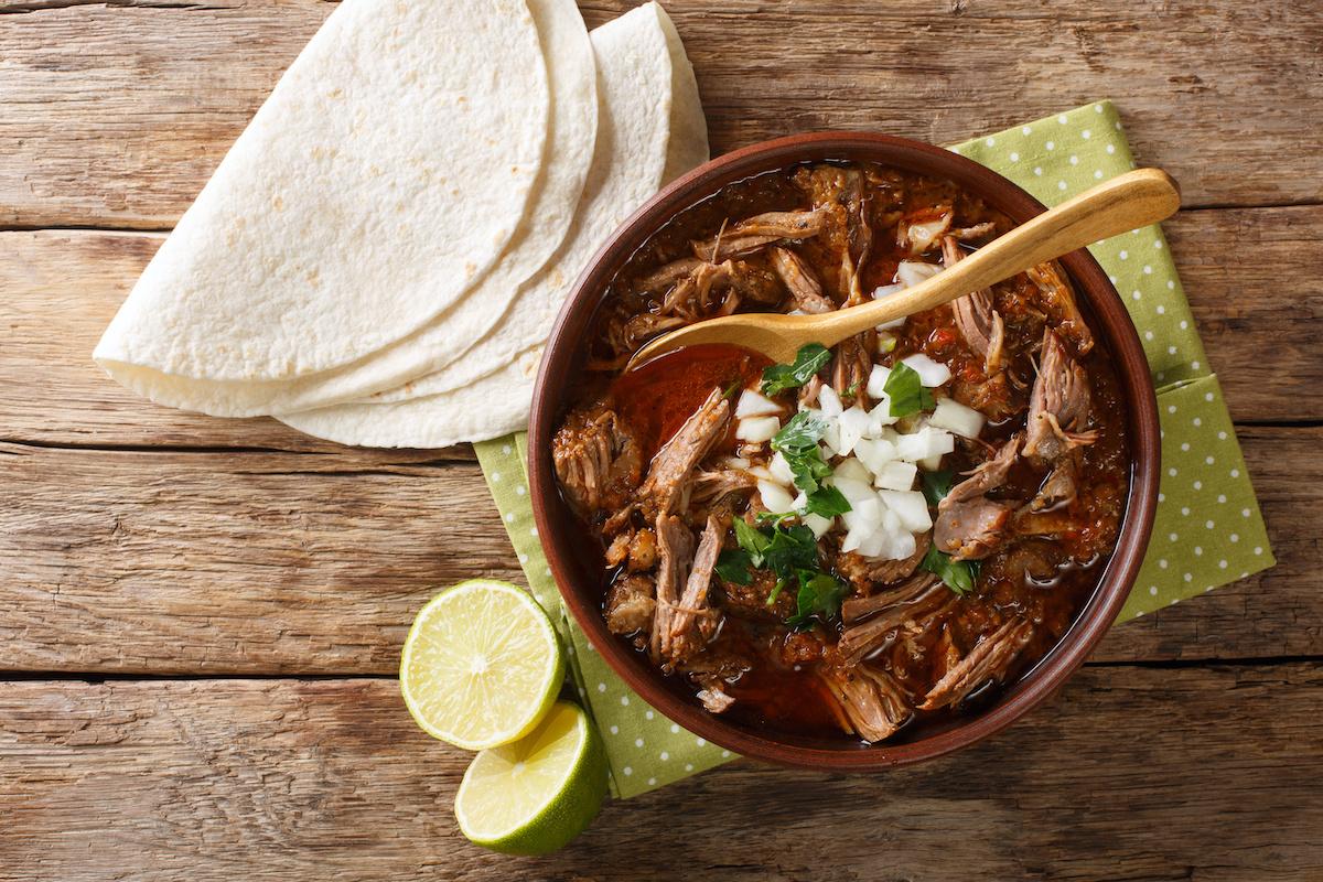 Recette de Birria Taco: Comment faire des tacos mexicains Birria