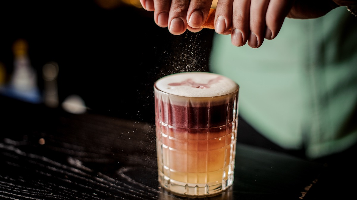 Recette aigre de New York : Comment faire un cocktail aigre de New York