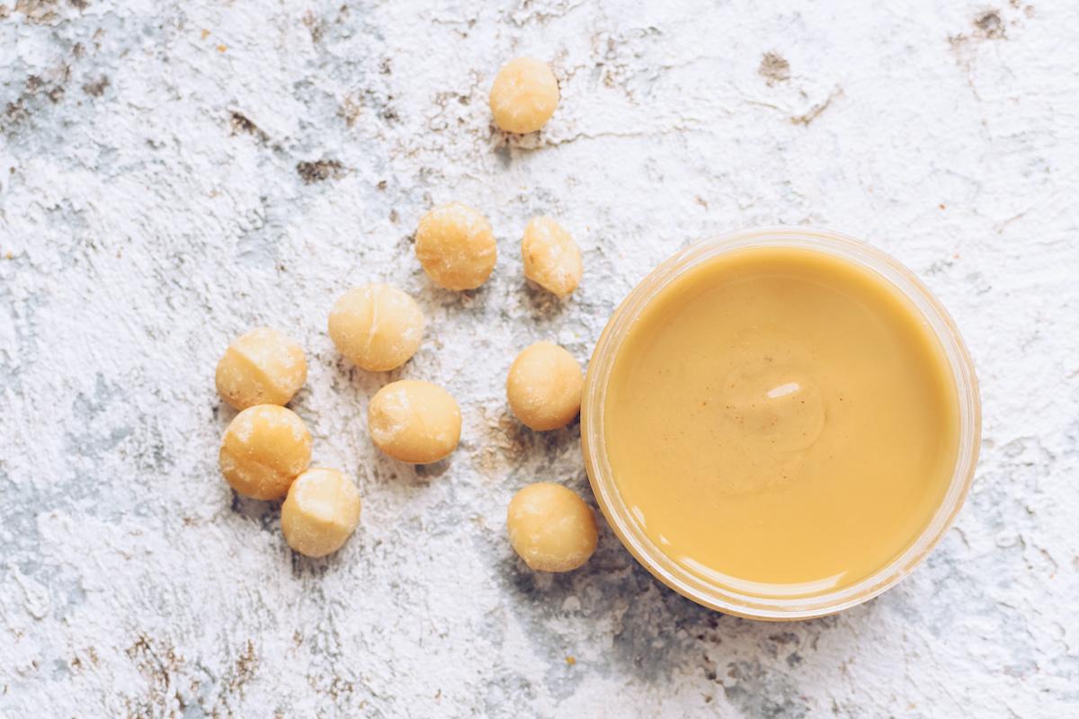 Recette simple de beurre de noix de macadamia maison