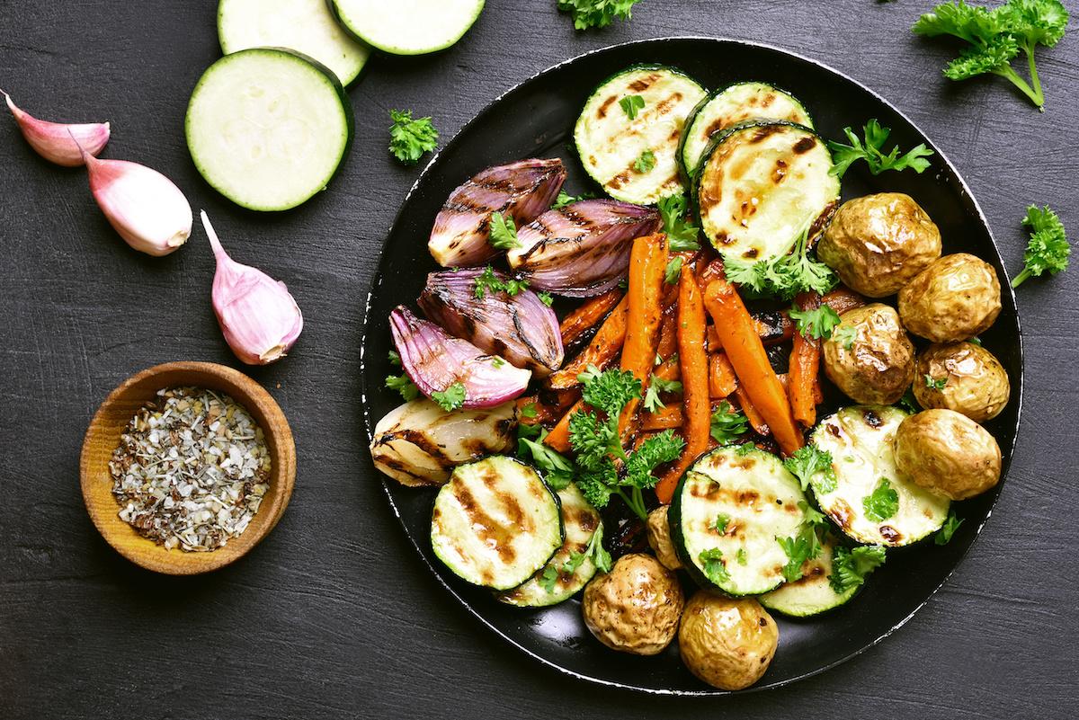 12 jednostavnih, zdravih vegetarijanskih recepata: Ideje za domaću vegetarijansku večeru