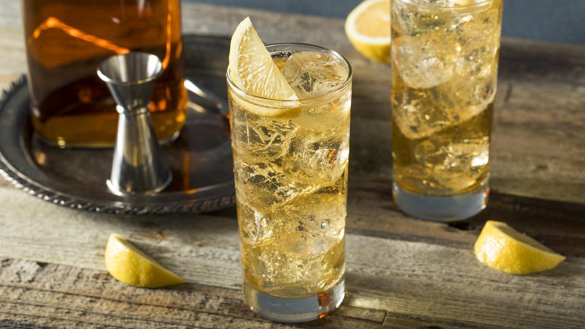 Рецепт коктейля Easy Whisky Highball