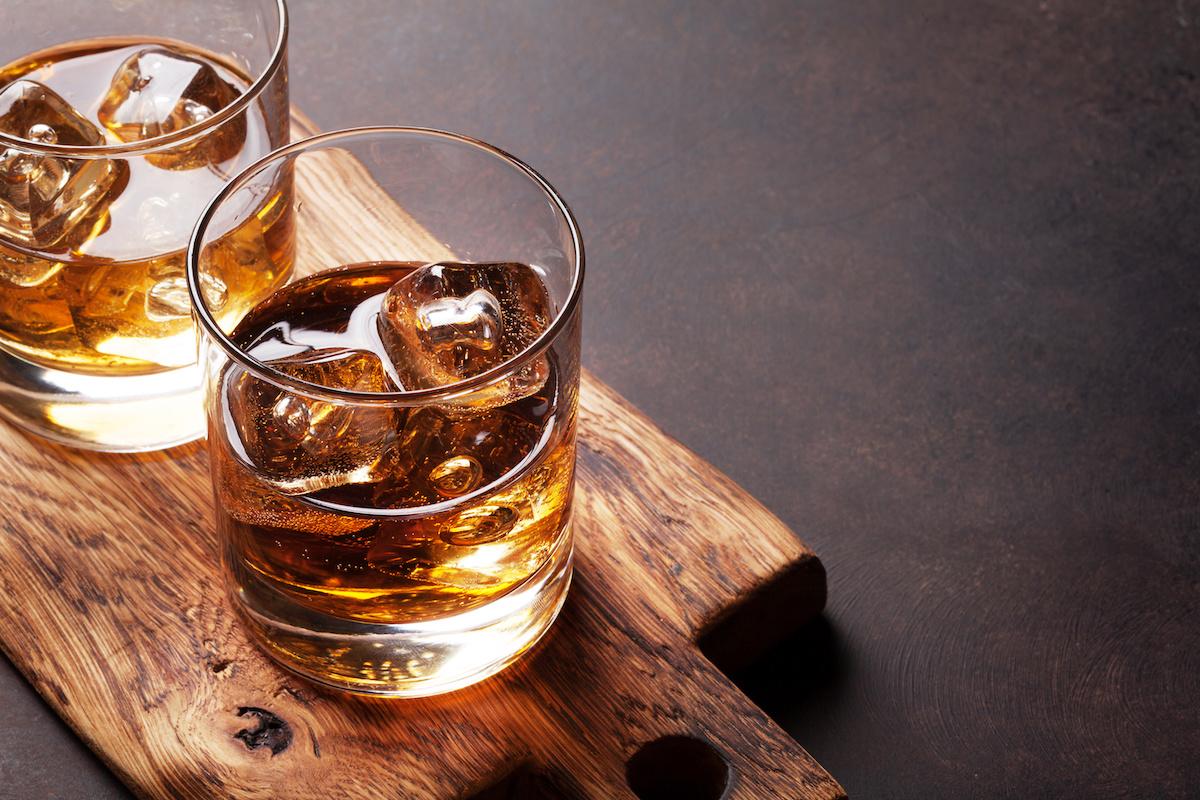 Recette de cocktail classique de la marraine