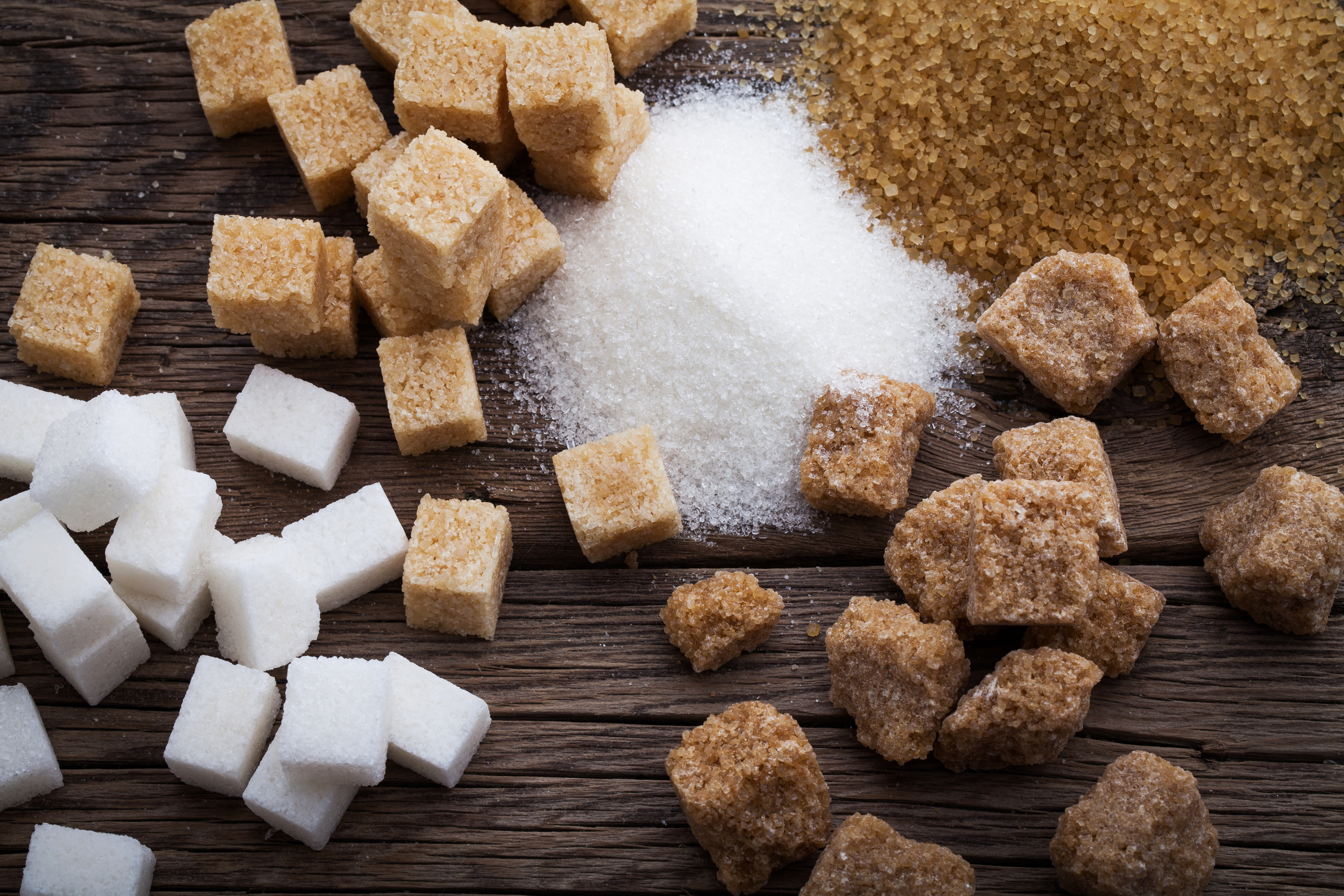 Tous les différents types de sucre : utilisations culinaires du sucre