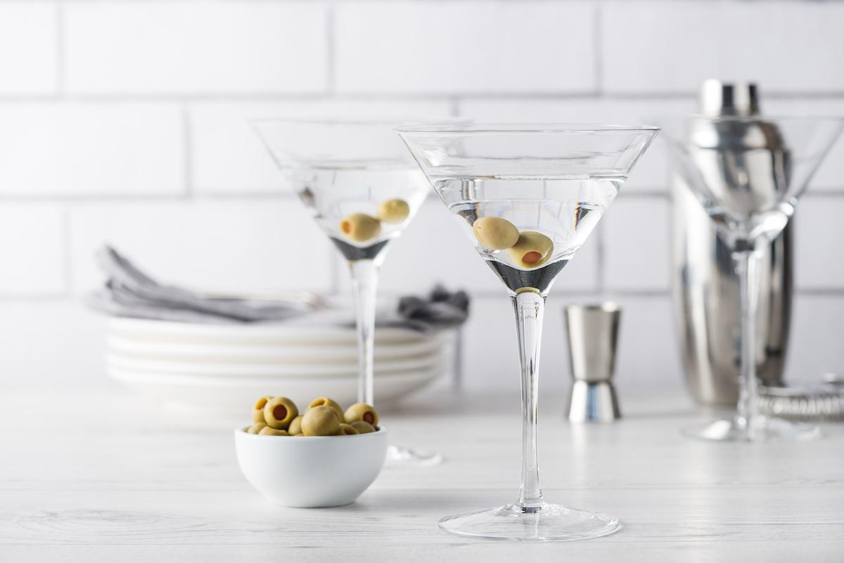 Recette de cocktail Martini classique