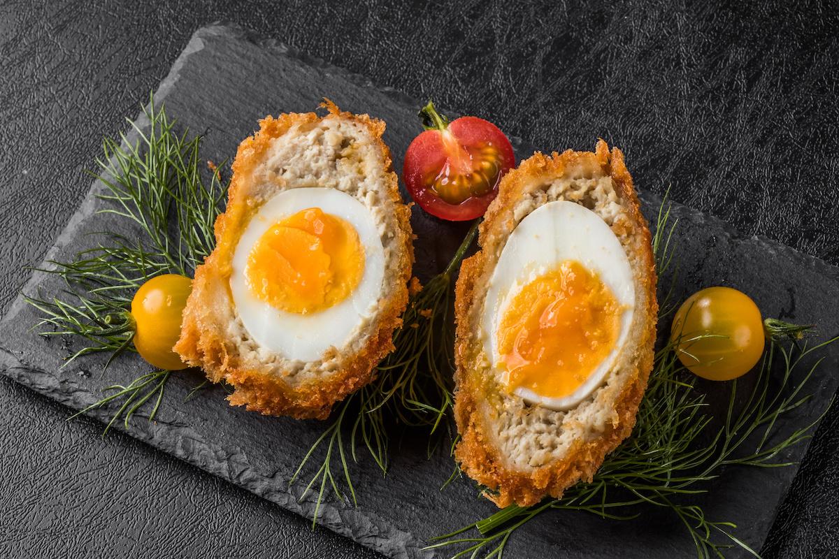 Come fare un uovo scozzese: consigli e ricetta facile per l'uovo scozzese