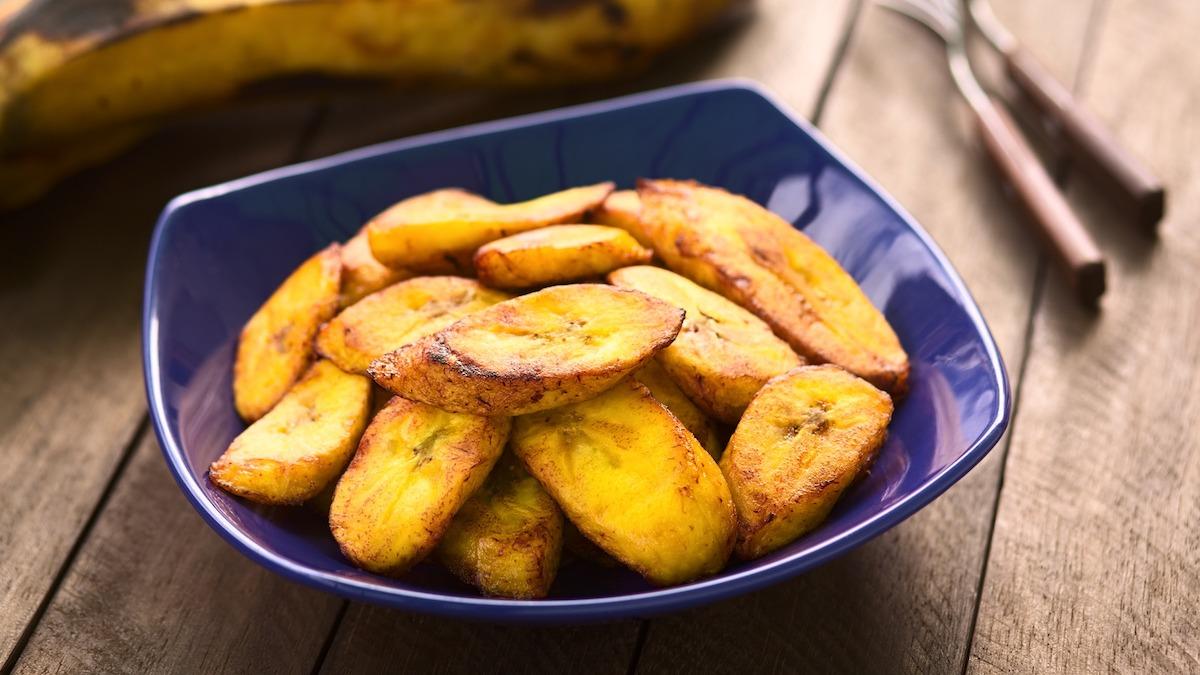 Plantains vs Bananes: Apprenez à faire frire les bananes plantains avec 4 recettes faciles