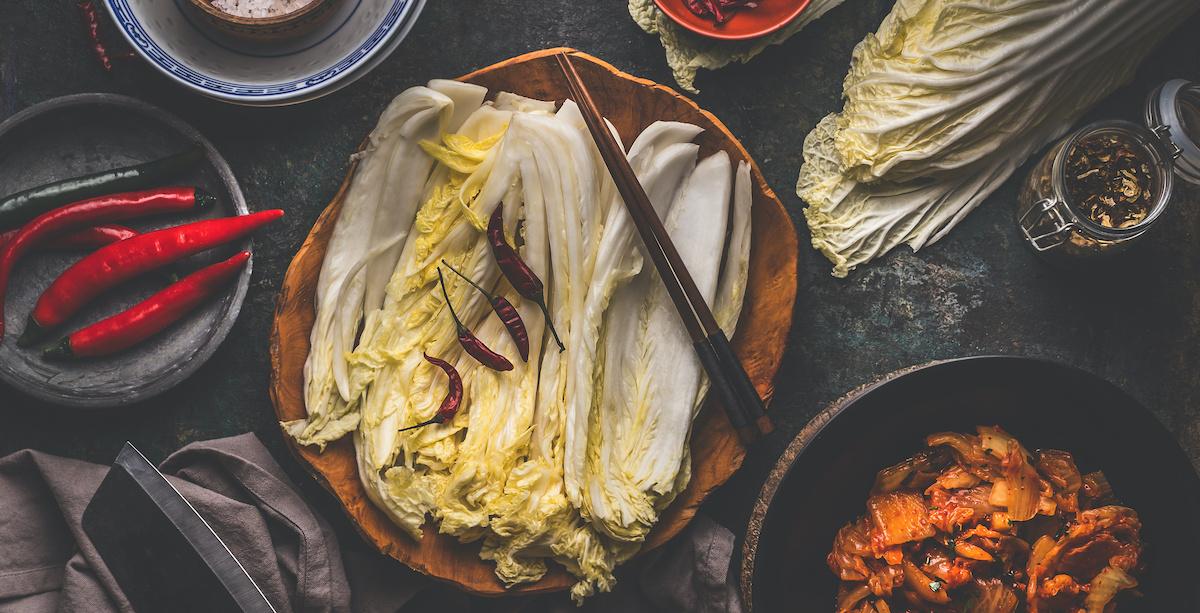 29 ingrédients essentiels pour la cuisine coréenne traditionnelle