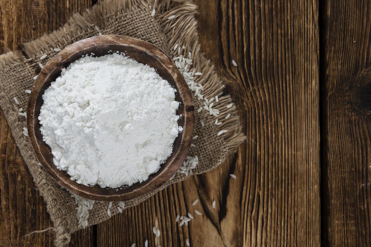 Kako se riževa moka razlikuje od lepljive riževe moke