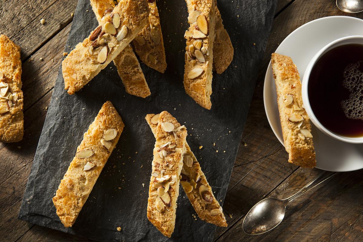Comment faire des biscottis : recette classique de biscotti aux amandes