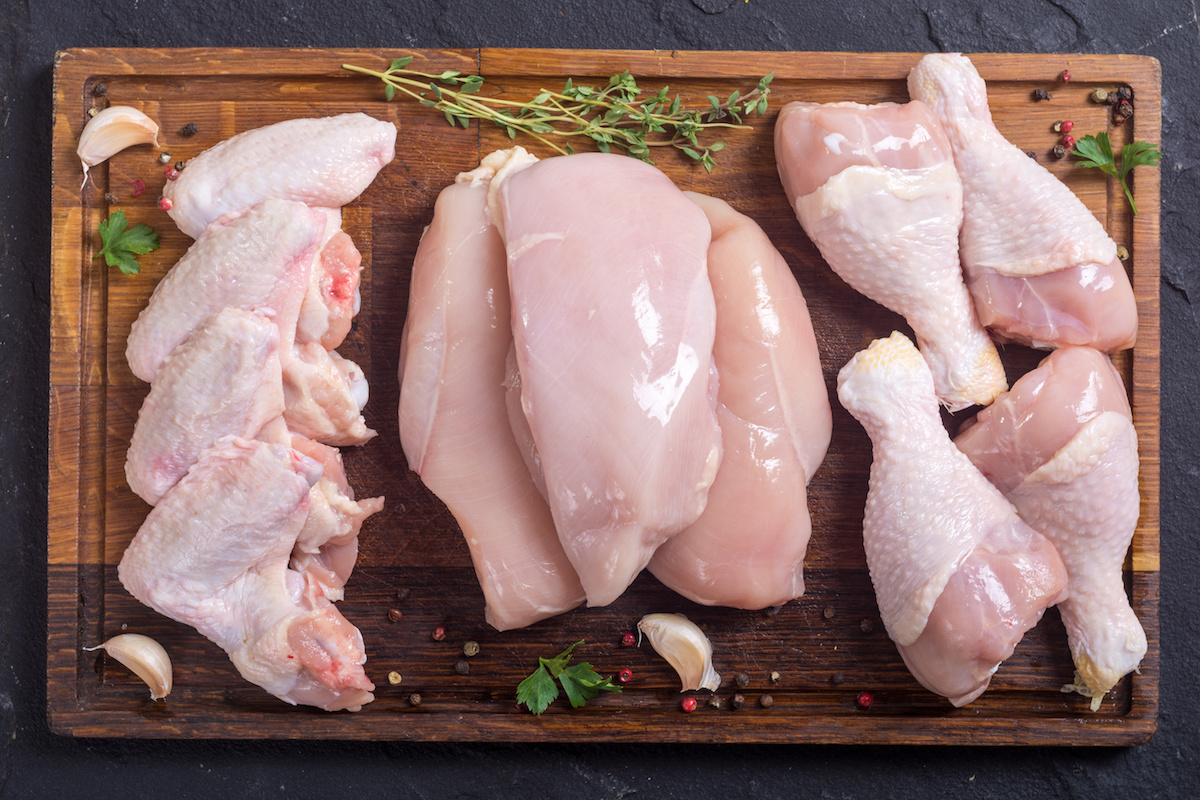 Toutes les différentes coupes de poulet : apprenez à utiliser chaque partie du poulet