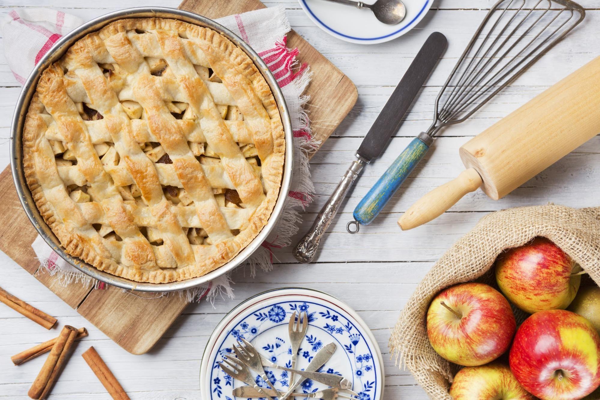 Tarte aux pommes maison : recette facile et comment faire une croûte à tarte parfaite