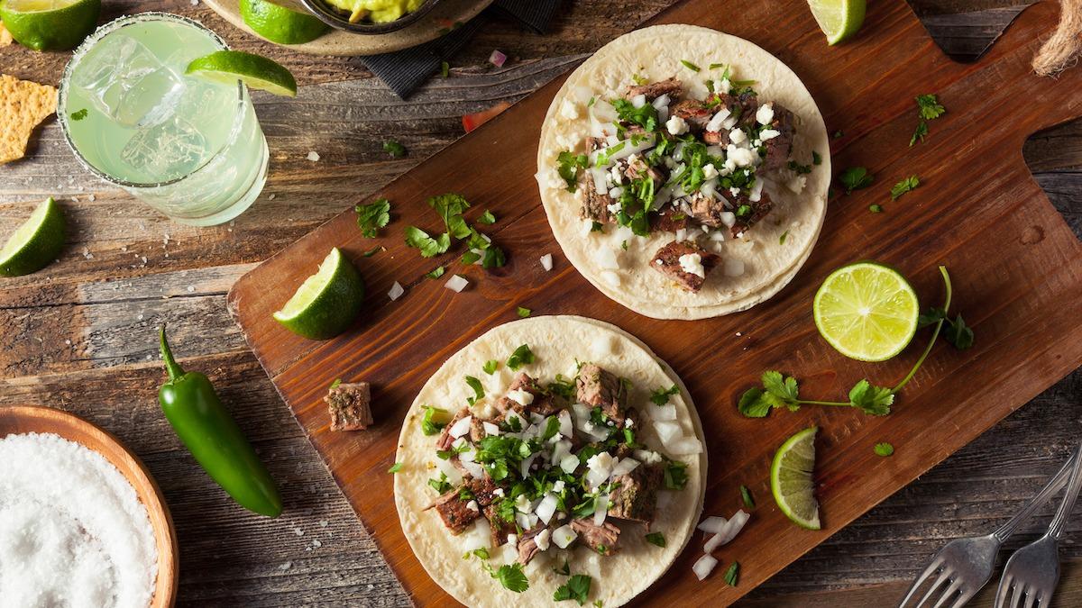 Kako napraviti Carne Asada Tacos: Recept za Carne Asada Tacos