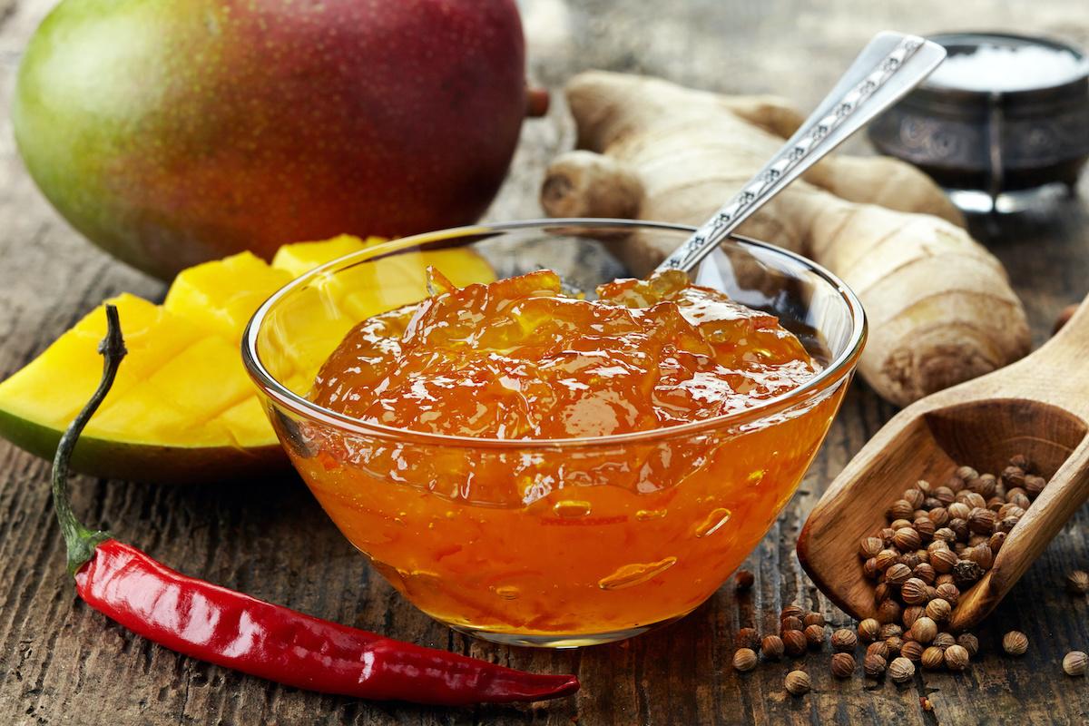 Recept za mango chutney: brzi domaći mango chutney