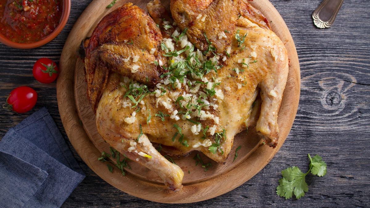 Kako u tri jednostavna koraka piknuti piletinu
