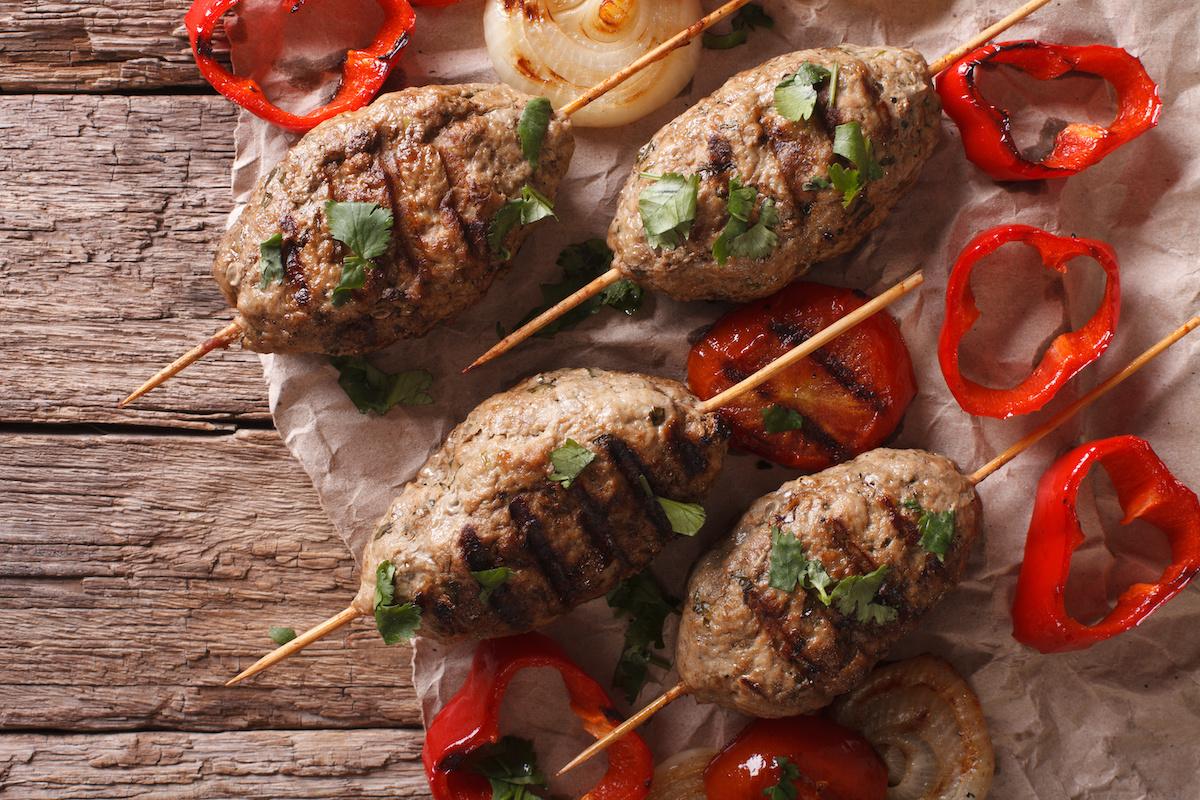 Comment faire de l'agneau Kofta: Recette parfaite de Kofta Kebab