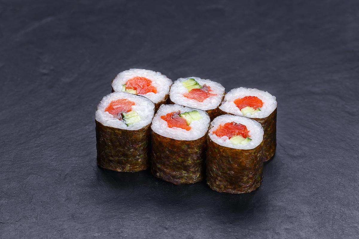 Recette Hosomaki: Comment faire des rouleaux de sushi japonais minces