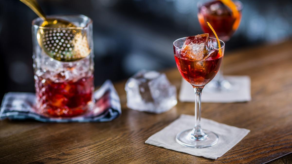 La recette de cocktail Manhattan classique