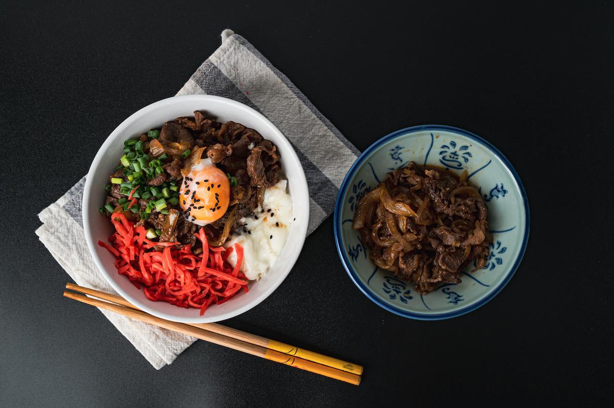 Рецепт Гюдон: как приготовить японские миски из говядины