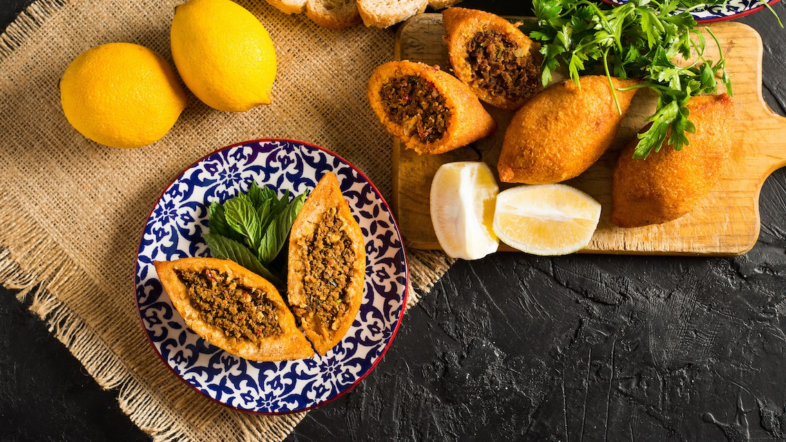 Kako napraviti kibu: libanonski pečeni recept za kibu