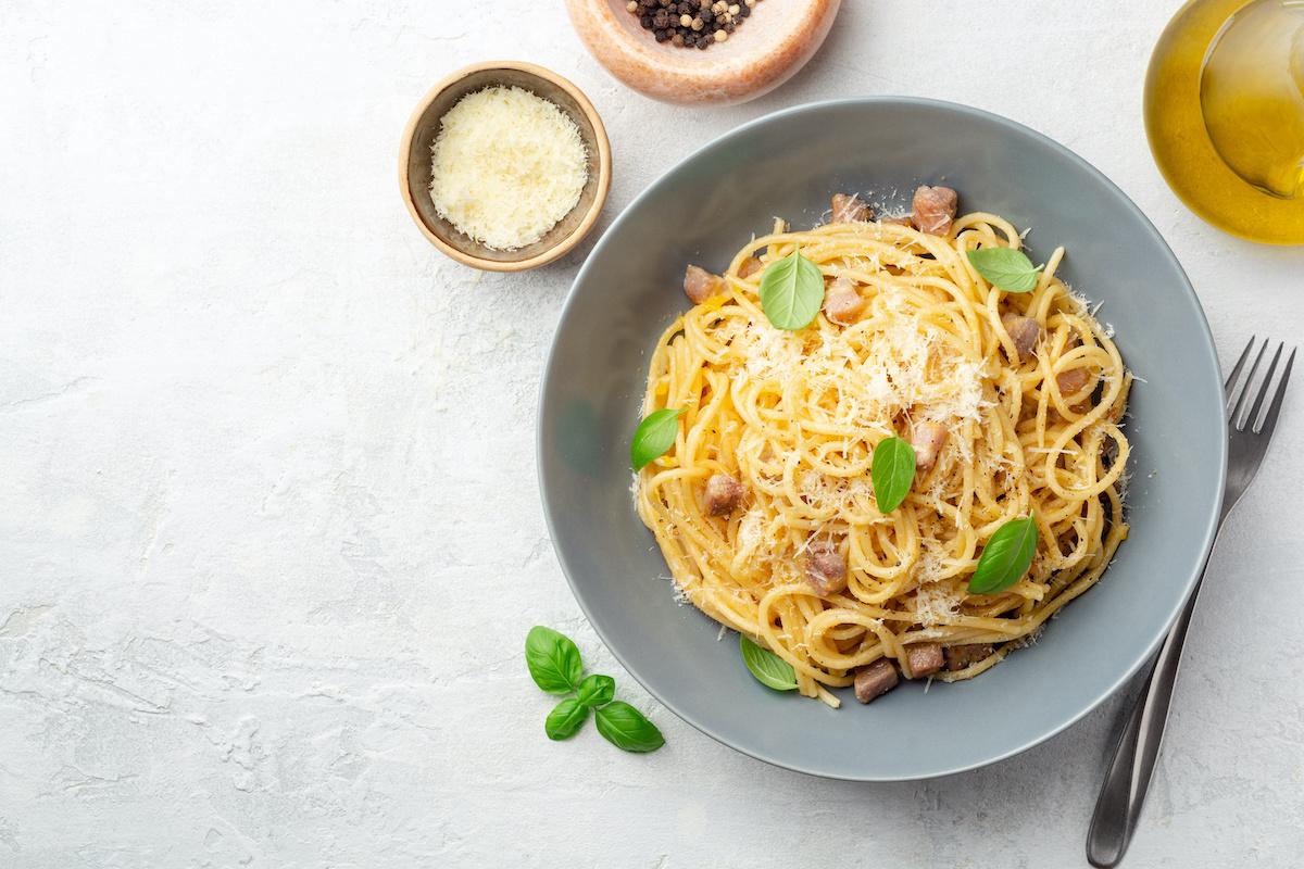 Как приготовить соус карбонара: простой итальянский рецепт карбонары
