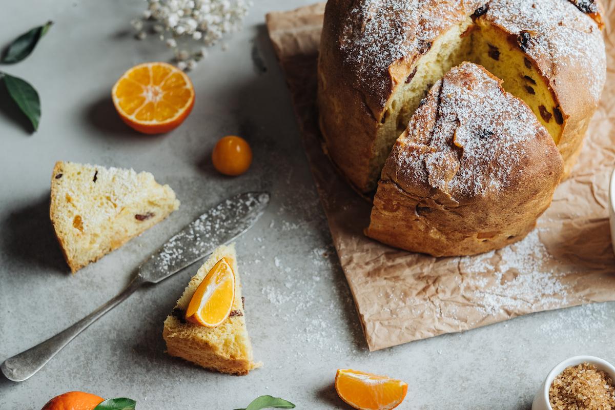 Kako napraviti domaći panettone: talijanski recept za božićni kruh