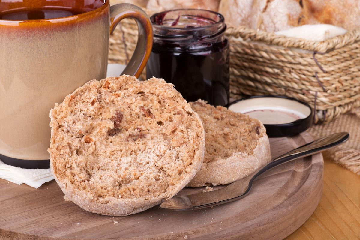Domaći engleski recept za kiflice: kako napraviti engleske muffine