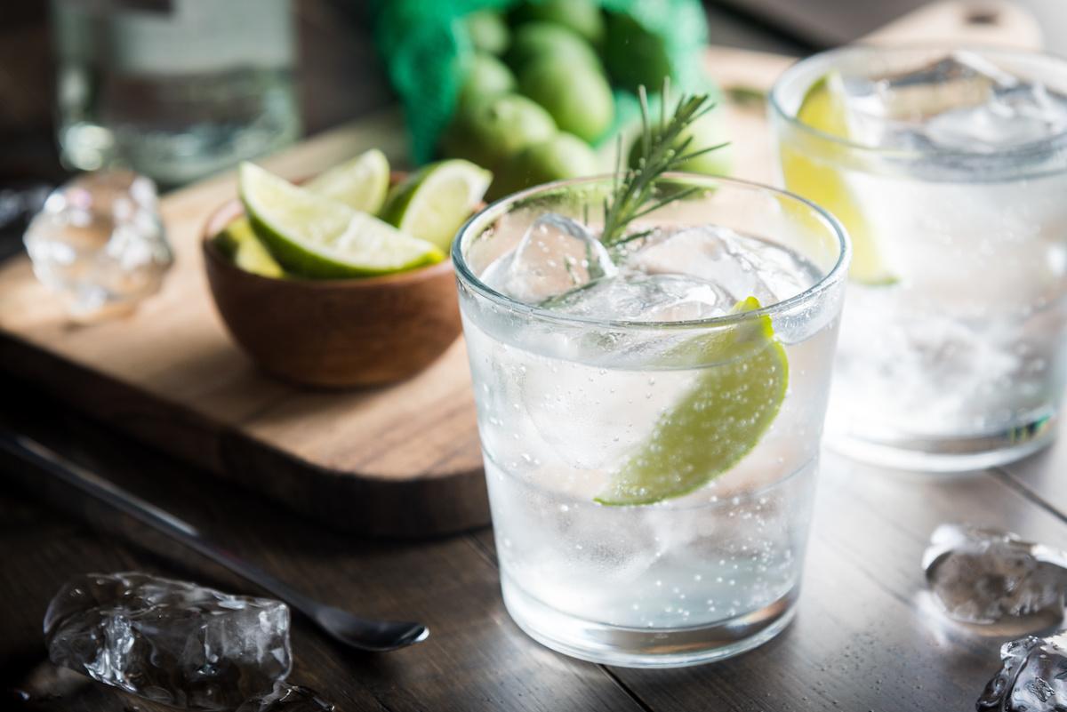 Классический рецепт джин-тоника