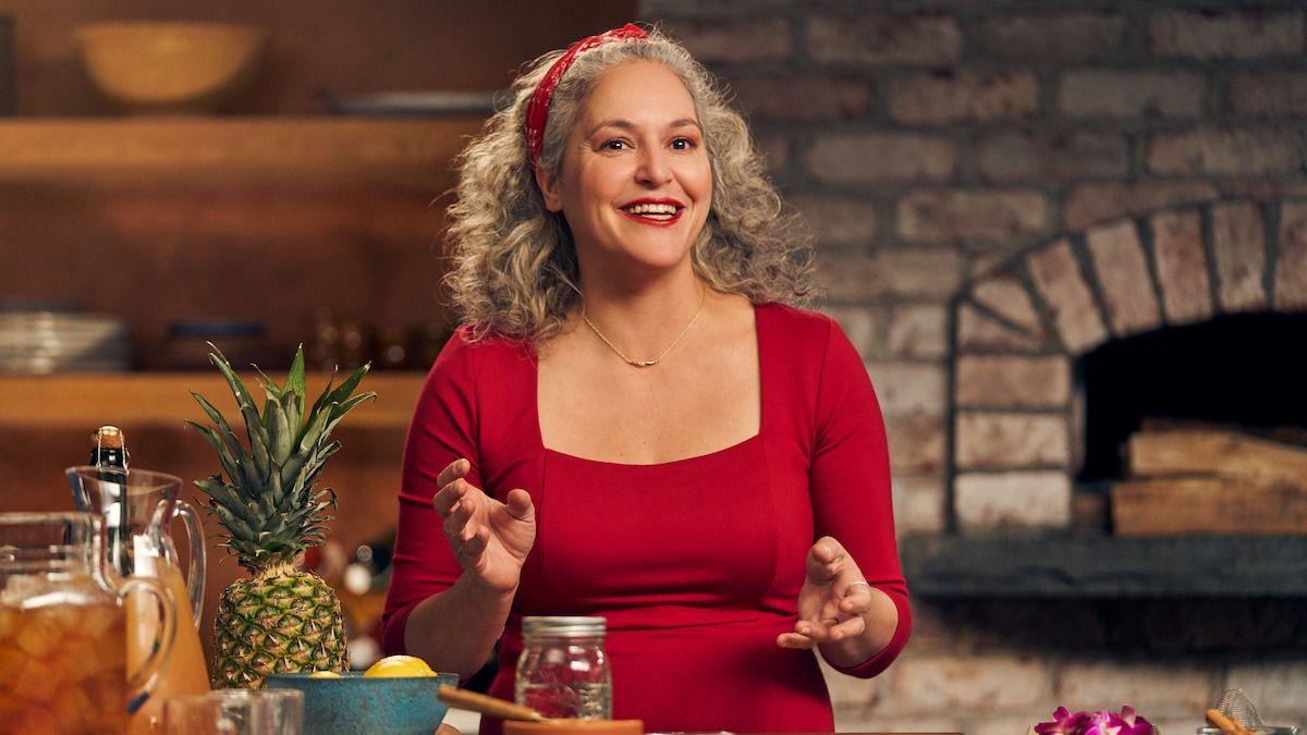 Koktailový recept Clara Bow od Lynnette Marrero