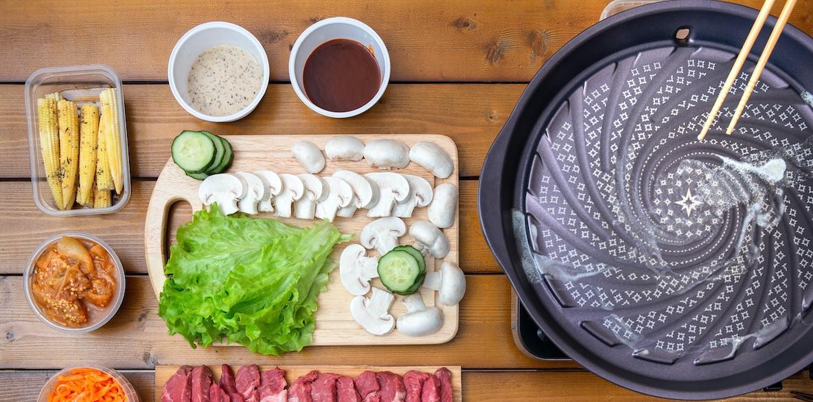 Recept za omako Yakiniku: Kako narediti japonsko omako na žaru