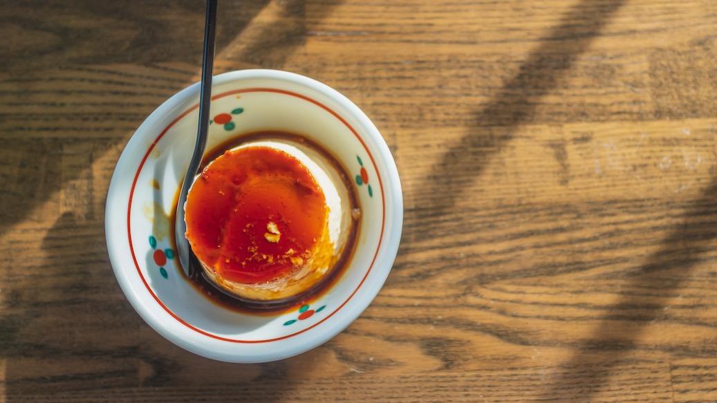 Recette Purin: Comment faire du pudding japonais à la crème