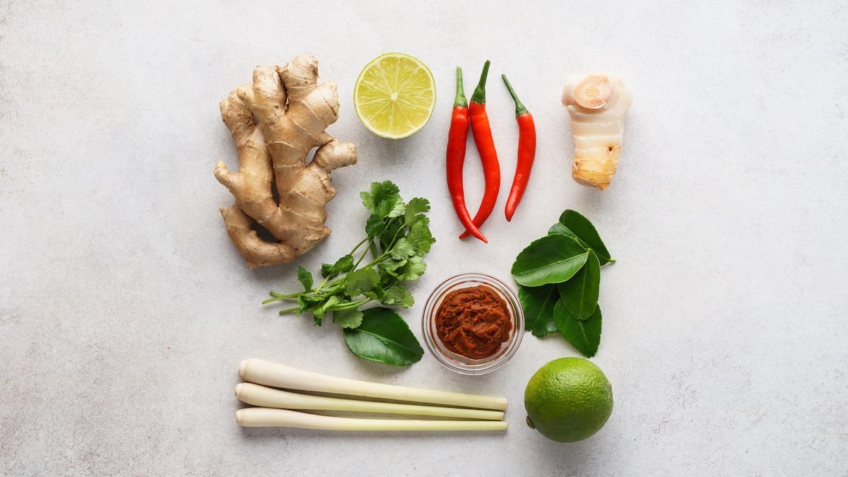 Guide de cuisine thaïlandaise: 20 ingrédients traditionnels thaïlandais