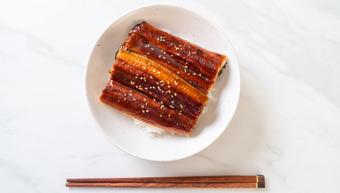 Recette Unadon: Comment faire des bols de riz à l'anguille japonaise