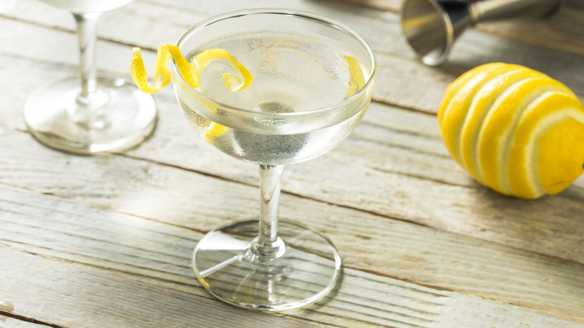Vesper Martini Cocktailrecept