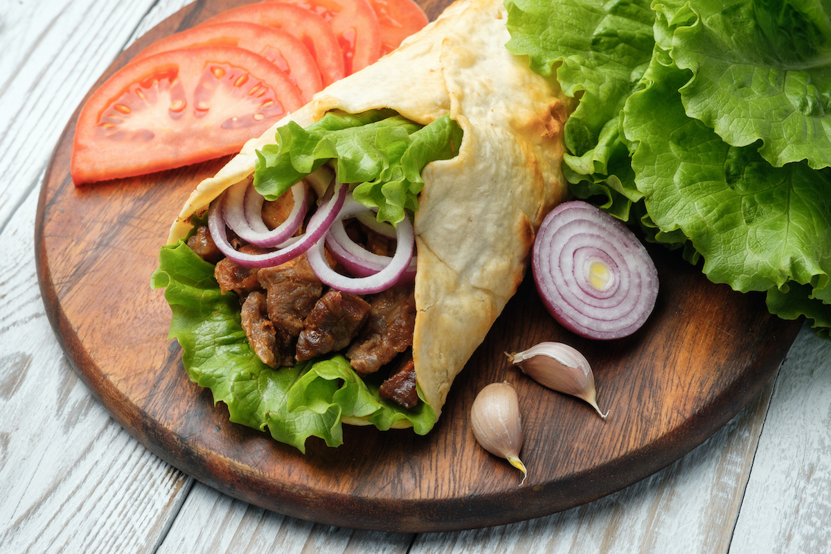 Ako si vyrobiť Doner Kebab: Recept na jahňací Doner Kebab