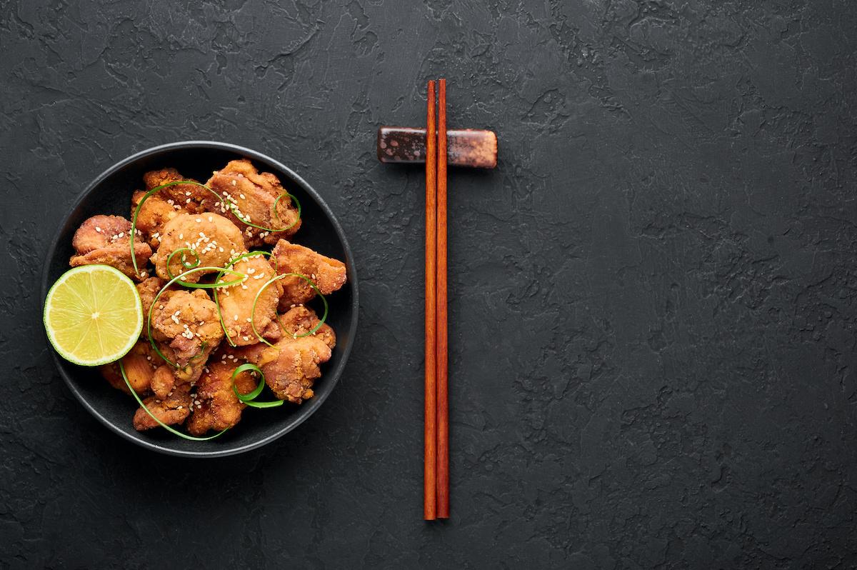 Recette Karaage: Comment faire du poulet frit japonais