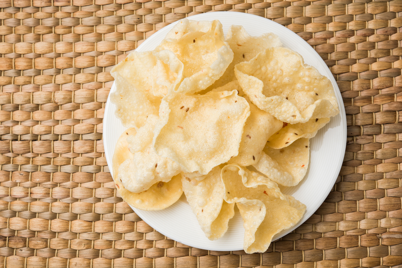 Čo je Papadum? Ľahký recept a tipy na výrobu dokonalých indických sušienok